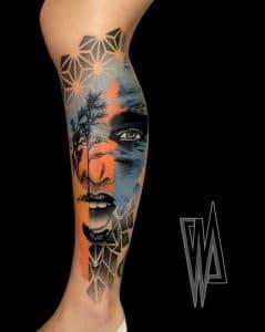 Woody tattoo 4