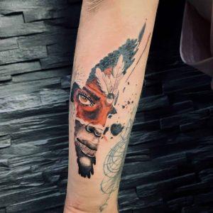 Wack tattoo 1