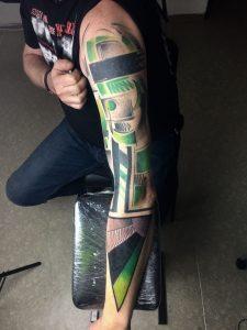 Ohmnia Tattoo Woody 8