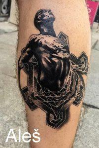 Aleš tattoo 1