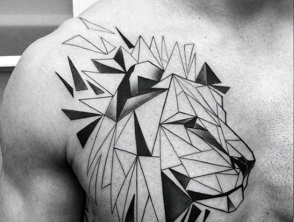 Geometrické tetování