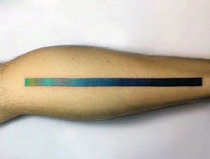 Tetovací styl - Gradient