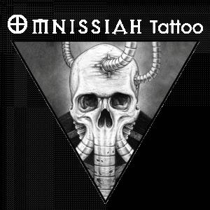 Omnissiah Tattoo - logo