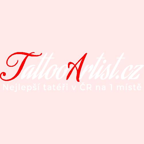 tattoo artist logo 500x500px