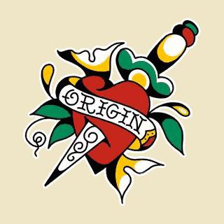 Origin Tattoo - logo